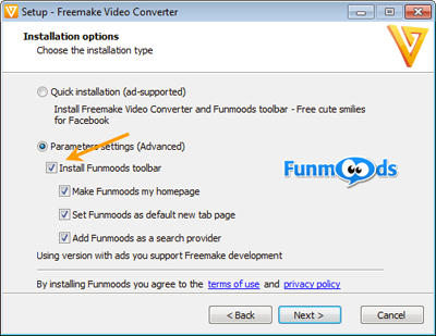 Freemake Free Video Converter Funmoods Take a look at the video preview and screenshot.